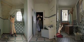 Kafkaeske Räume