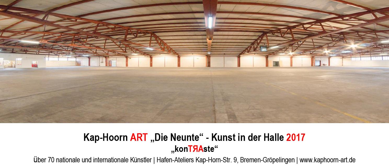 Kap-Hoorn ART Die Neunte - Einladungskarte-1